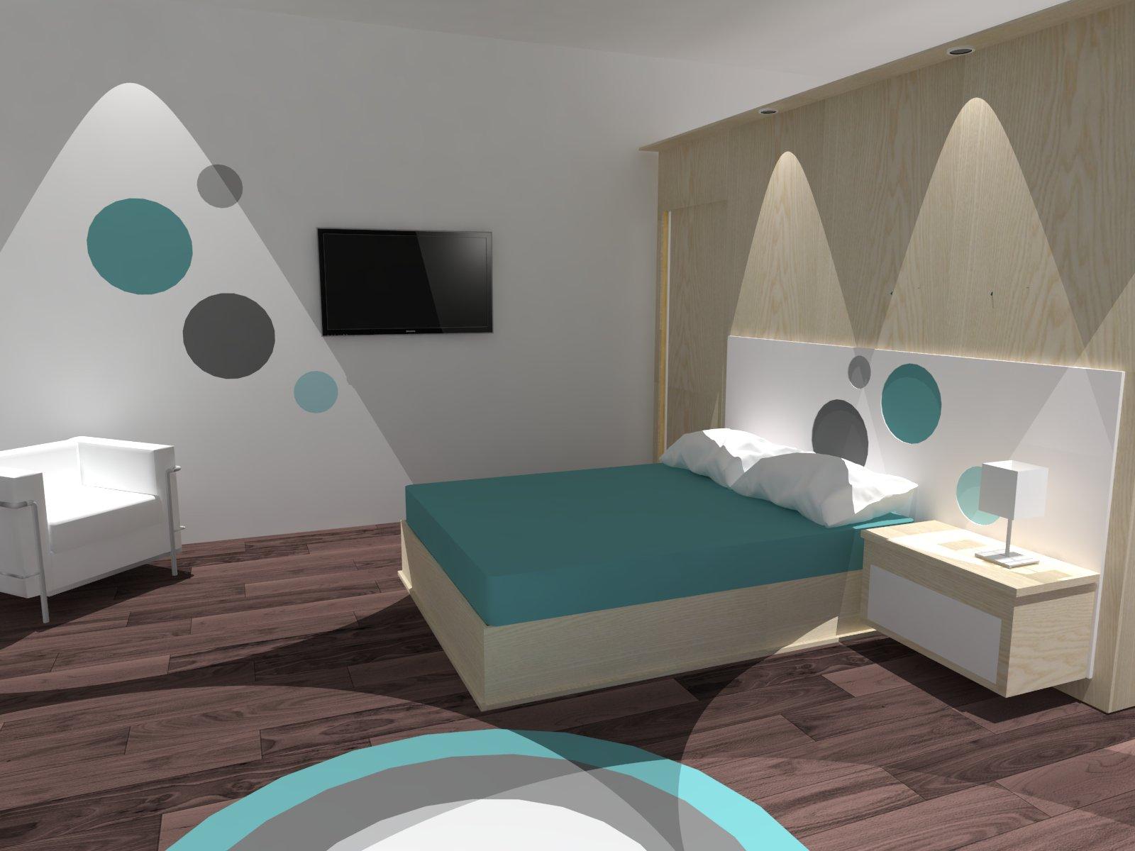Julia design dormitorios modernos para casa en mauritania - Dormitorios infantiles modernos ...