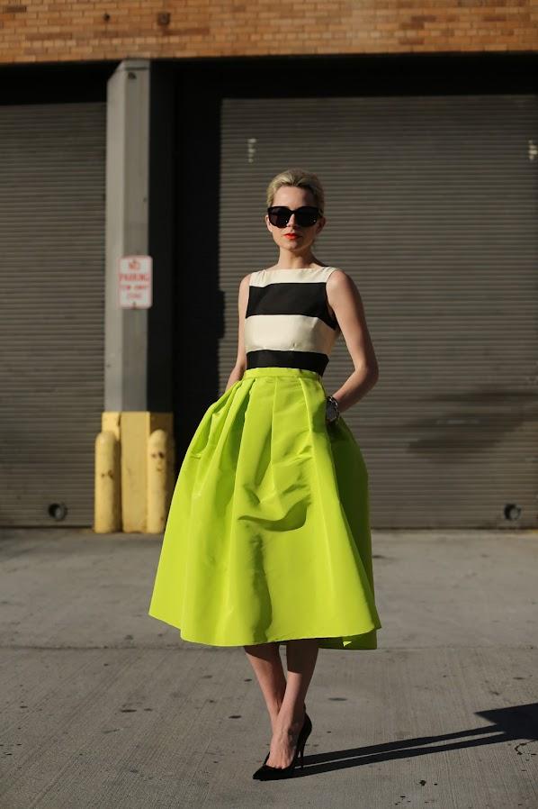 Style Icon: Blair Eadie of Atlantic Pacific - Full Swing