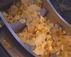 proses produksi keripik kentang