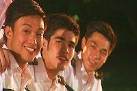 Edgar Allan Guzman, David Chua and Ryan Boyce on MMK