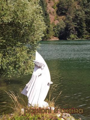 il lago e il dolce sprint