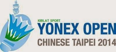 Tiga Wakil Indonesia Tembus Final Yonex Chinese Taipei Open Grand Prix Gold 2014
