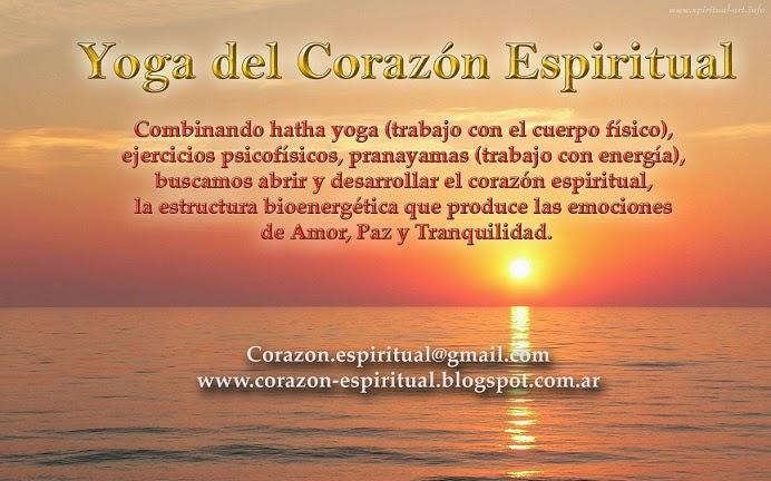 Yoga del Corazón Espiritual
