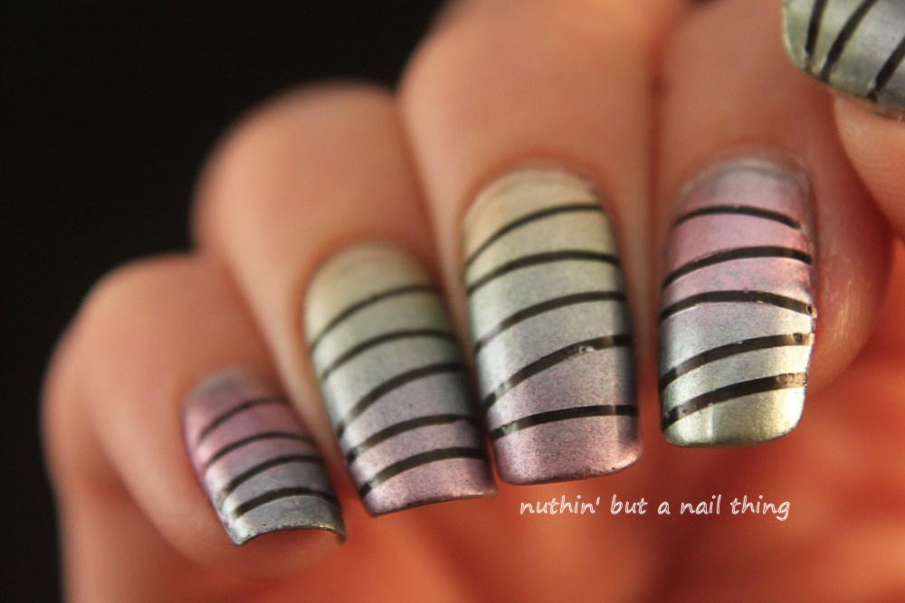 Models Own Chrome Collection - Nail Art