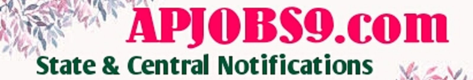 Latest JOB Notifications from RRB Bank Central Govt Postal State Govt Private Jobs