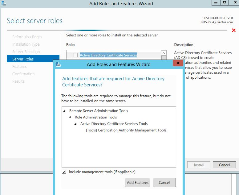 Active Directory Certificate Services Ad Cs Part 2 Subordinate