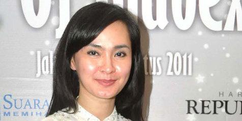 Natalie Margaretha, ibu tiri mendiang Olivia Dewi