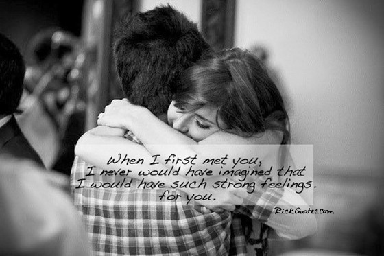 Love Quotes | Strong Feelings For you