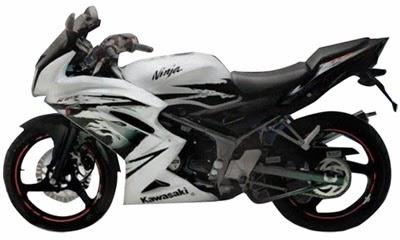 Kawasaki Ninja RR Special Edition 2014