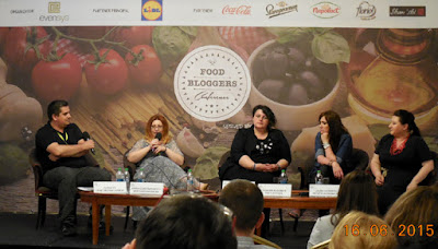Food Bloggers - The Talk