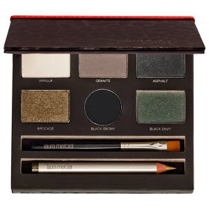 Laura Mercier Into The Wild Book Collection-Tribal Chic Palette-Holiday Collection 2014