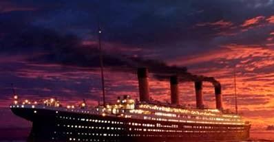 titanic ship, cruise