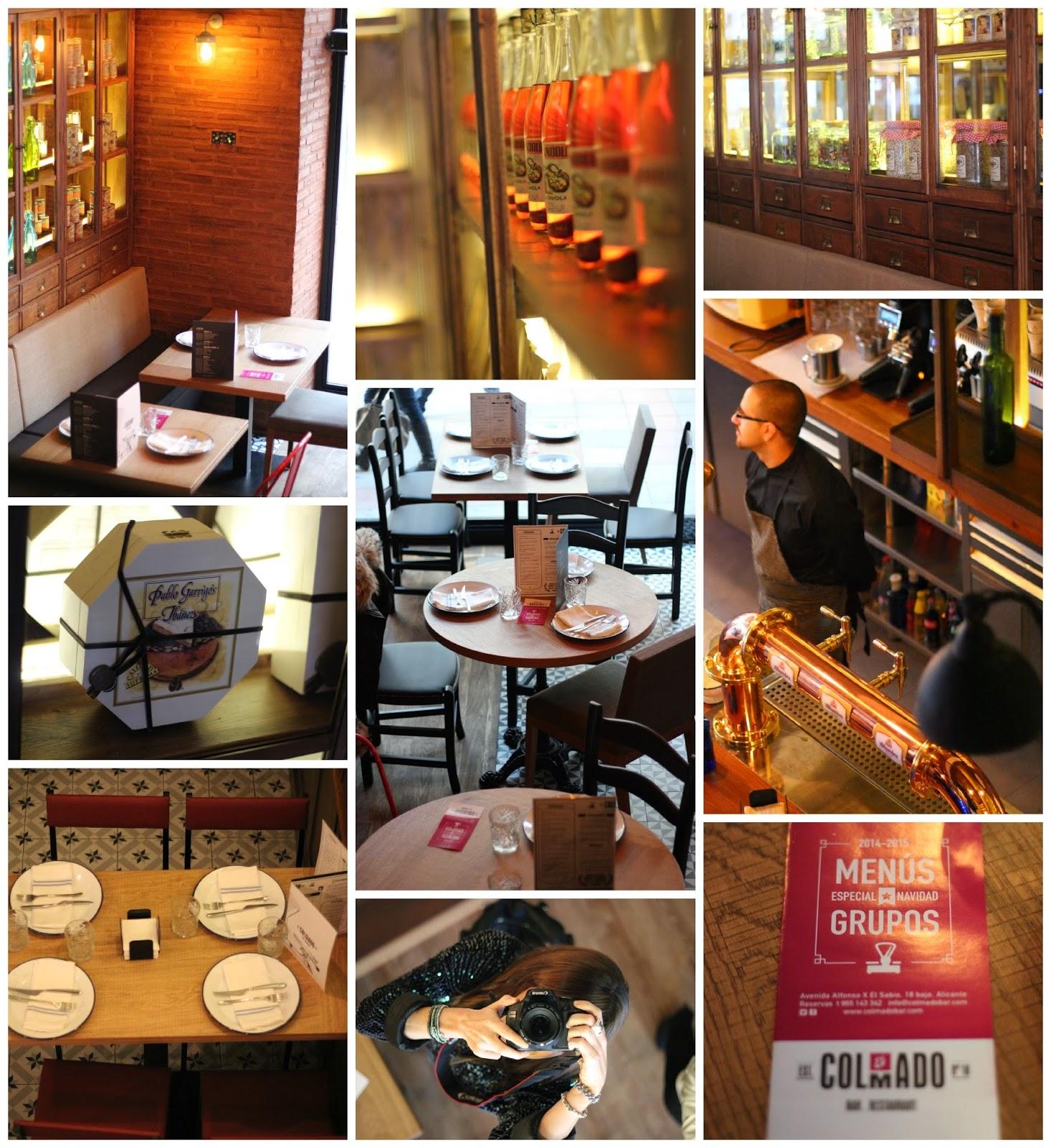 El Comado Bar Restaurante - Alicante - Restauración - Inauguración