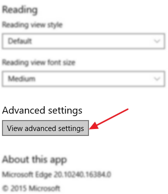 Cara Mengganti Search Engine (Bing) di Microsoft Edge