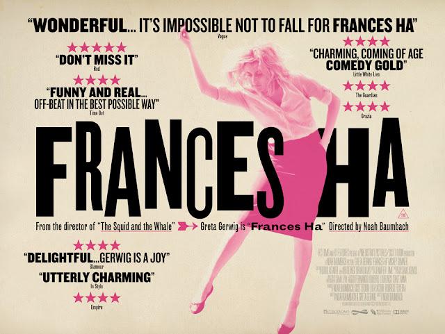 Frances Ha Quad Poster