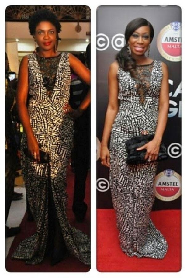 Who Wore it Better? Omoni Oboli or Waliyah