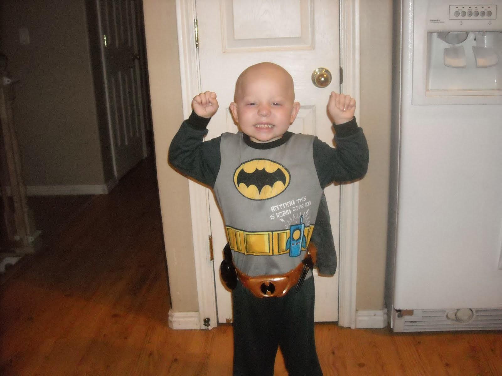 Our superhero!