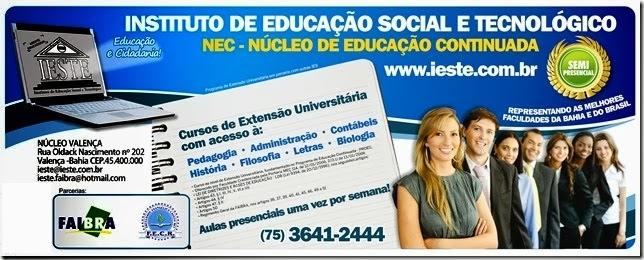 IESTE - Instituto de Educação Social e Tecnológico