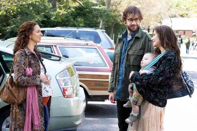 Maggie Gyllenhaal in Away We Go