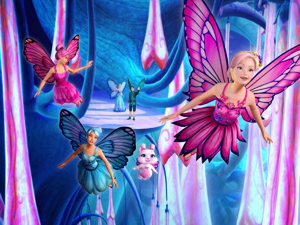 Barbie Mariposa And The Princess Hd Wallpaper And Full Movie