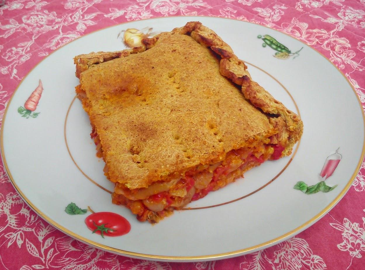 Empanada Vegetal de Centeno