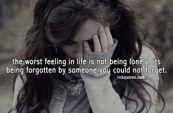 Forget Quotes | Forgotten By Someone You Could Not Forget