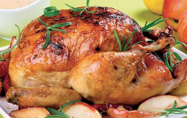 Pollo al horno con lim n - Limpiar horno con limon ...