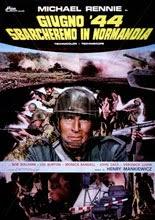 Junio del 44 desembarcaremos en Normandia (1968)