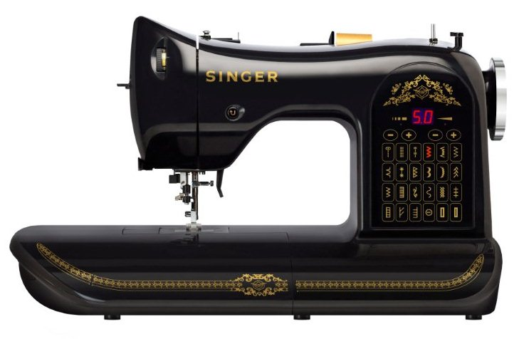 singer 160th anniversary sewing machine