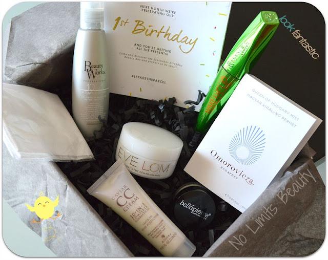 LookFantastic Beauty Box - Agosto 2015