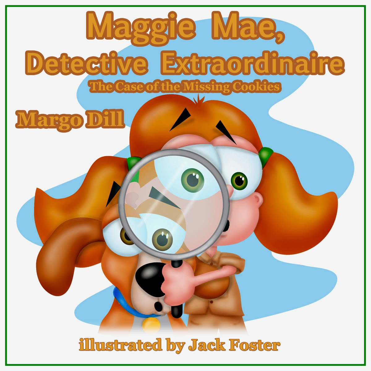 book review of a detective story