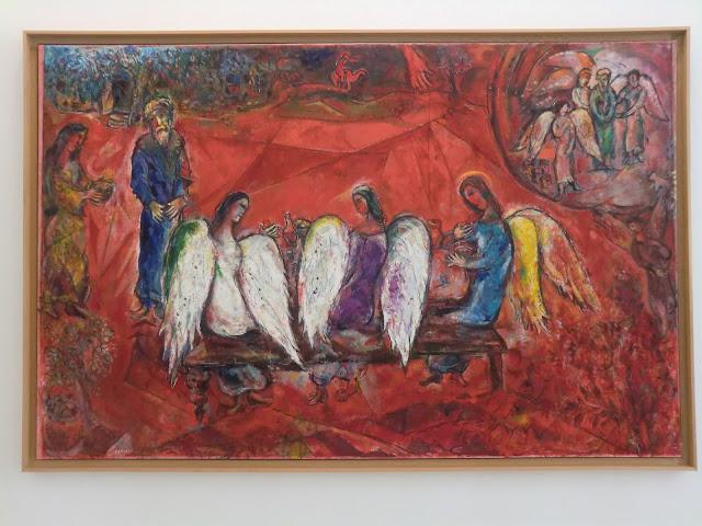Artistes designers marc chagall for Biographie de marc chagall
