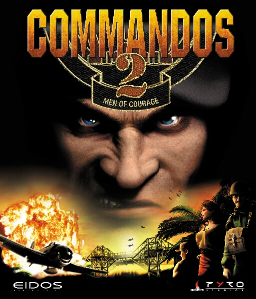 Commandos 2: Men of Courage - PC (Español)