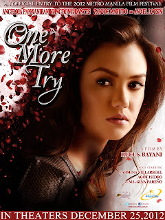 Angelica Panganiban as Jacqueline in One More Try