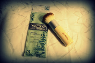 Pinceau maquillage - Bronzer Brush - Ecotools