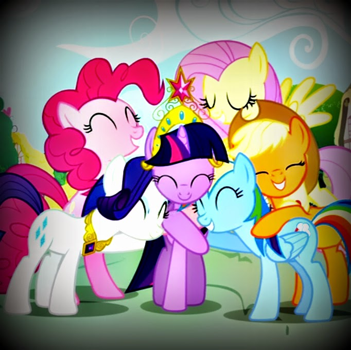 My Little Pony: Friendship is Magic Magic Mystery Cure Mane Six Brony Pegasister