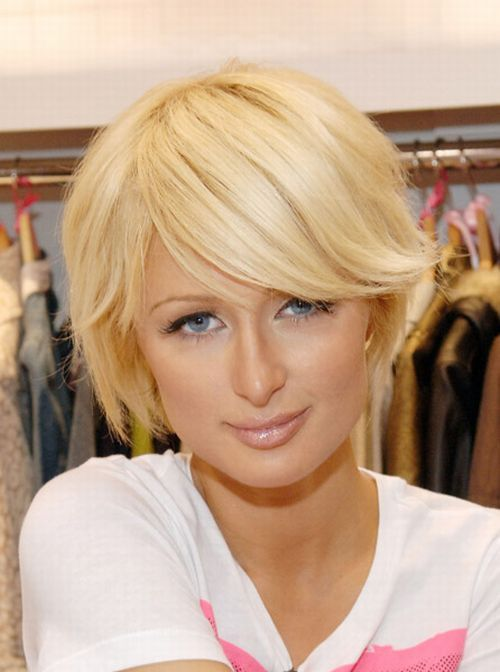 hairstyles for short hair. Most often, it prefers long