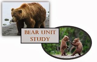 BEAR UNIT STUDY