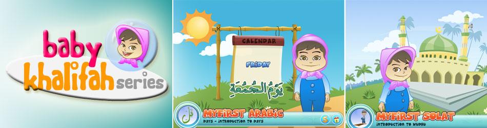 Set CD Baby Khalifah Learning Series