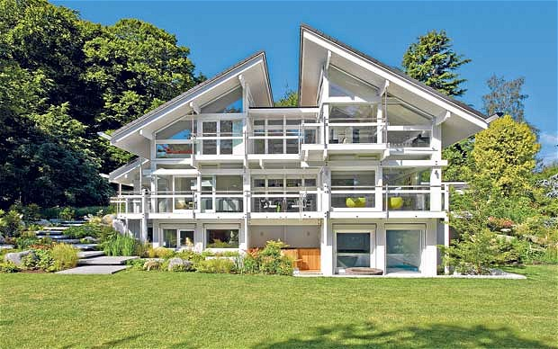 New Home Designs Latest German Modern Stylish Homes