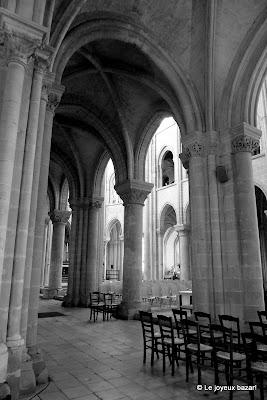 Senlis  -cathédrale - choeur