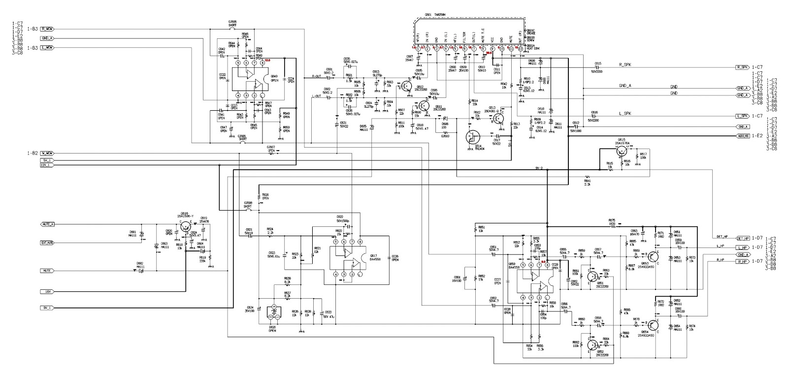 Toshiba Led Tv Schematic Diagram Wiring Diagram Library