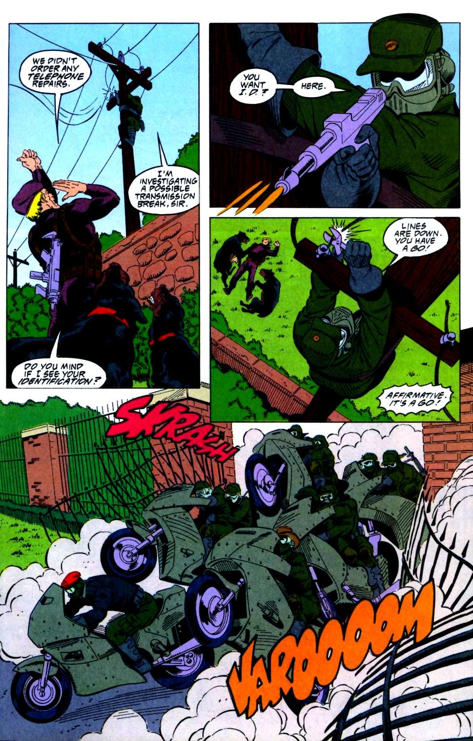 Deathstroke (1991) Issue #27 #32 - English 10