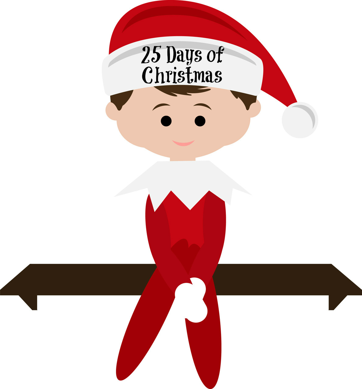 Dworianyn Love Nest: 25 Days of Christmas: Day 2 - Jingle Bells the Elf