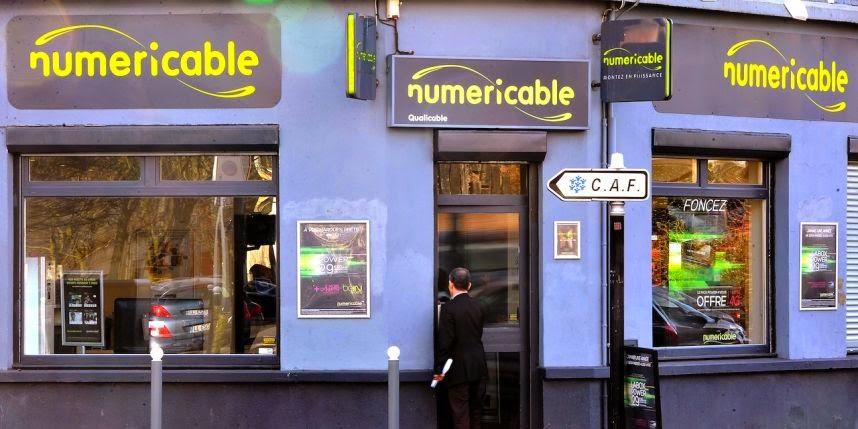 SFR : Vivendi choisit Numericable