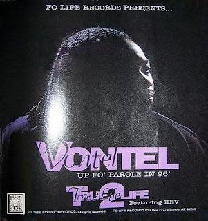 Vontel - Tru 2 Life (Rap)