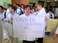 Estatuto medico honduras
