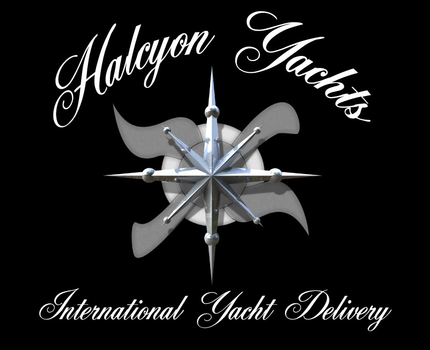 Halcyon Yachts Logo - International Yacht Delivery