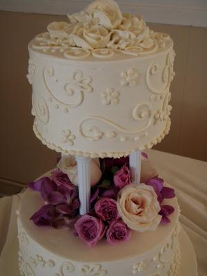 Buttercream Wedding Cakes Stillwater Mn