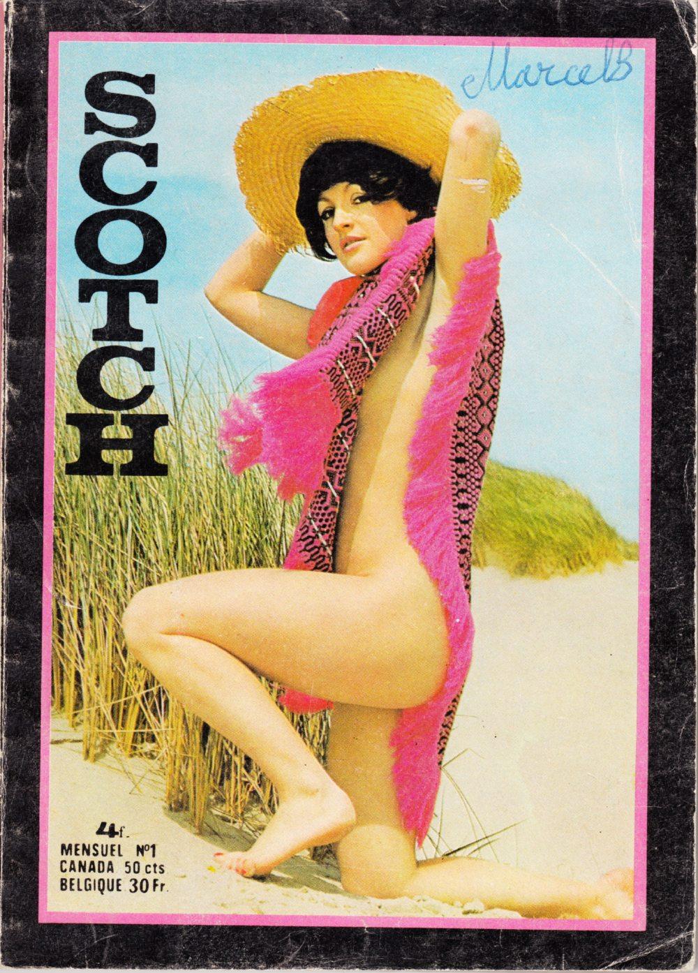 Les affiches du temps passé quand la pub s'appelait réclame .. - Page 37 Scotch